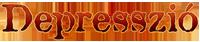 Depresszió logó