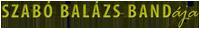 Szabó Balázs Band logo