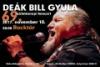 2017. 11. 10: Deák Bill Gyula