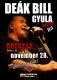 2015. 11. 28: Deák Bill Gyula
