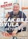 2016. 10. 08: Deák Bill Gyula
