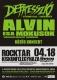 2015. 04. 18: Depresszió + Alvin és a Mókusok