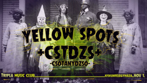 2019. 11. 01: Yellow Spots