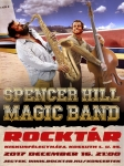 2017. 12. 16: Spencer Hill Magic Band