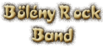Bölény Rock Band logo