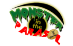 Monster in the Parasol logo