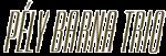 Pély Barna Trio logo