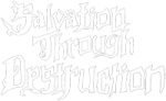 Salvation Through Destruction logo