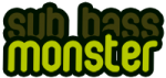 Sub Bass Monster logo