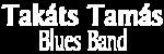 Takáts Tamás Blues Band logo