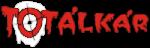 Totálkár logo